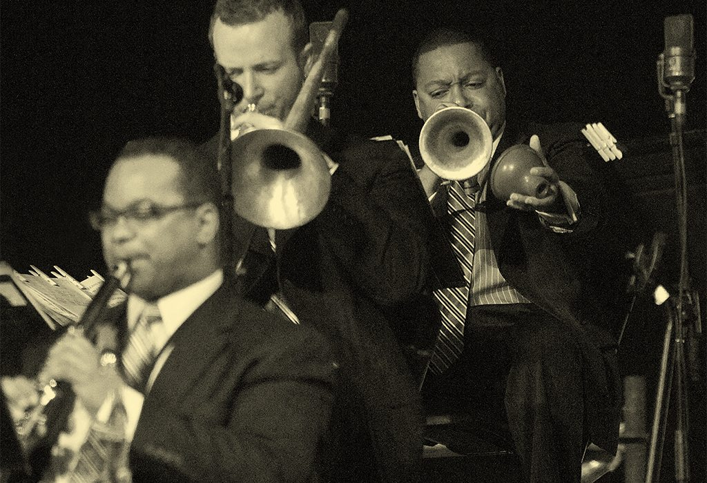 Wynton Marsalis & the Jazz at Lincoln Center Orchestra