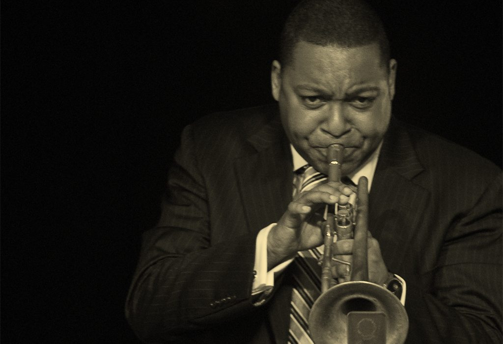 winton marsalis & Jazz at Lincoln Center Orchestra