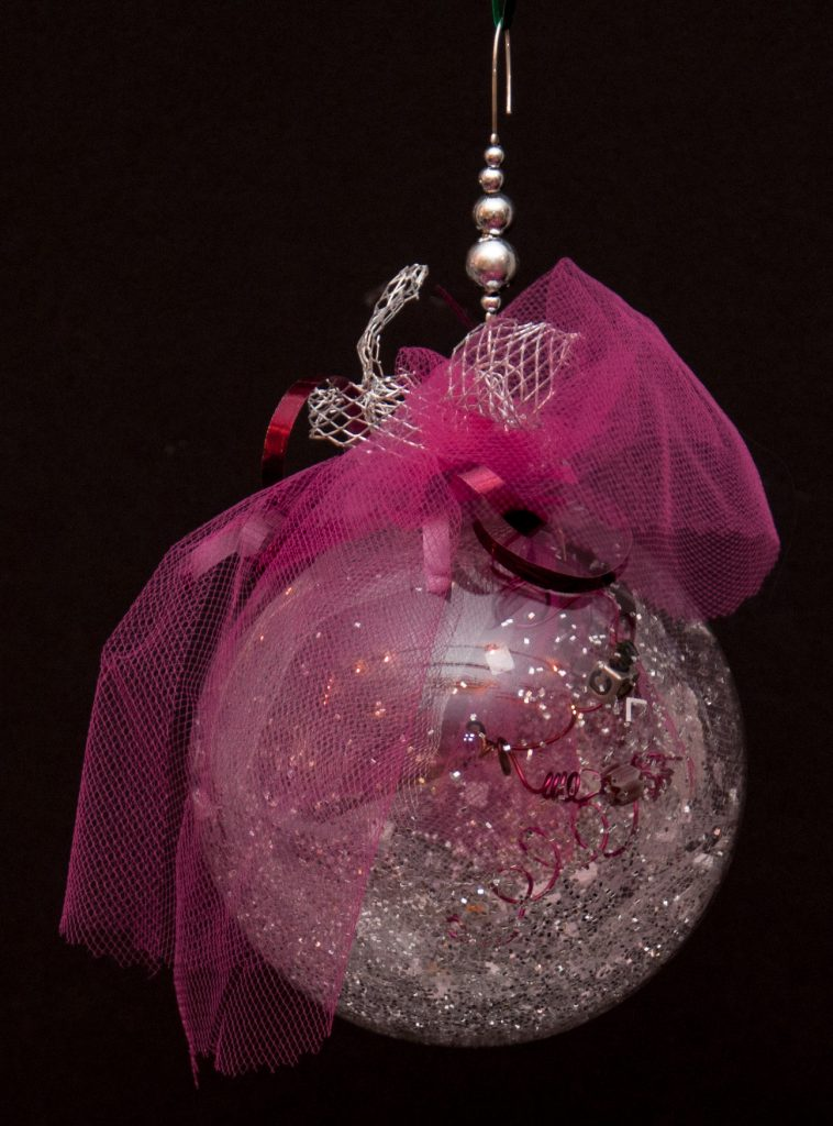 one-of-a-kind ornament